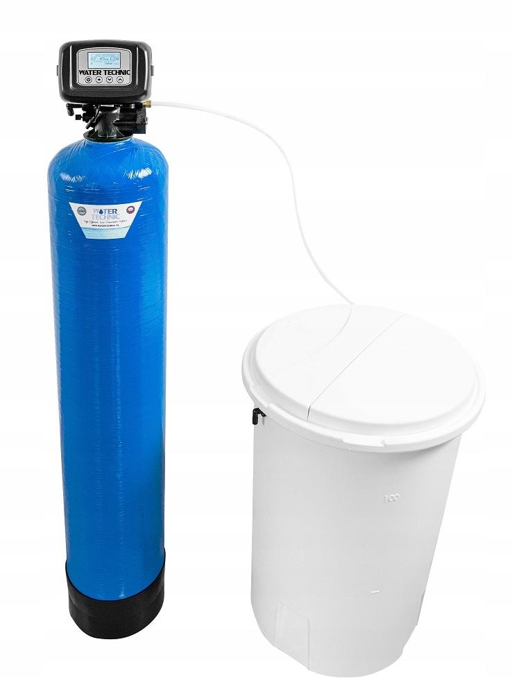 ZMIĘKCZACZ WODY WATER TECHNIC 50 UP-FLOW + DODATKI Marka Water Technic