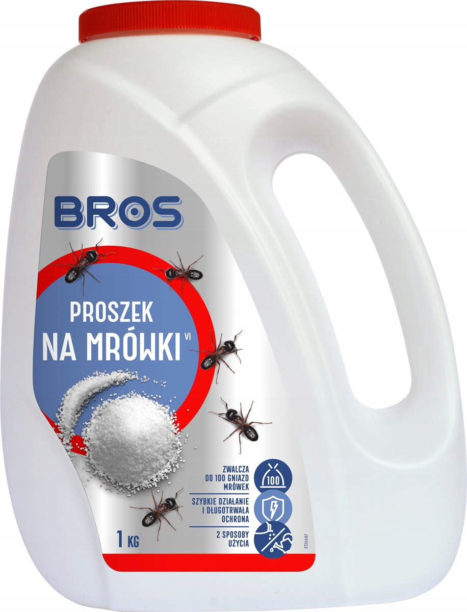 Братаны, яд, средство, порошок для муравьев 1 кг