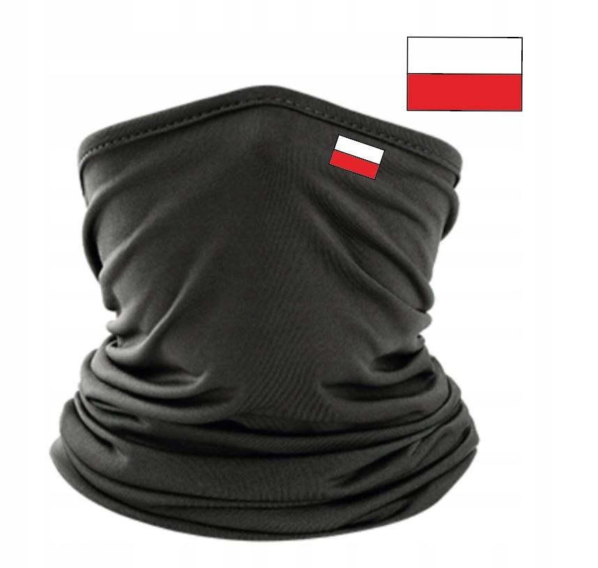 ДЫМОХОДНАЯ МАСКА BANDANA BALACLAVA SHAWL POLISH FLAG