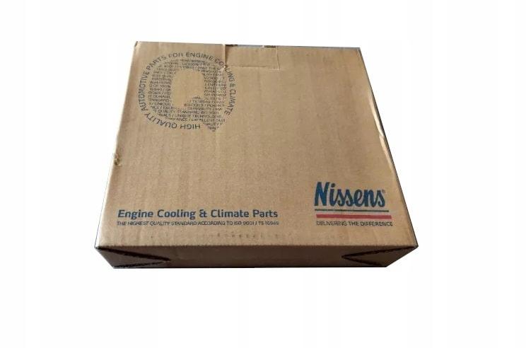вентилятор конденсатора кондиционирования воздуха nissens 85648