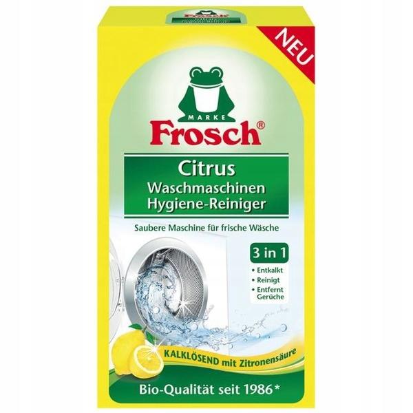 Frosch ЭКО Descaler для Стиральных машин 3 в 1 Цитрус
