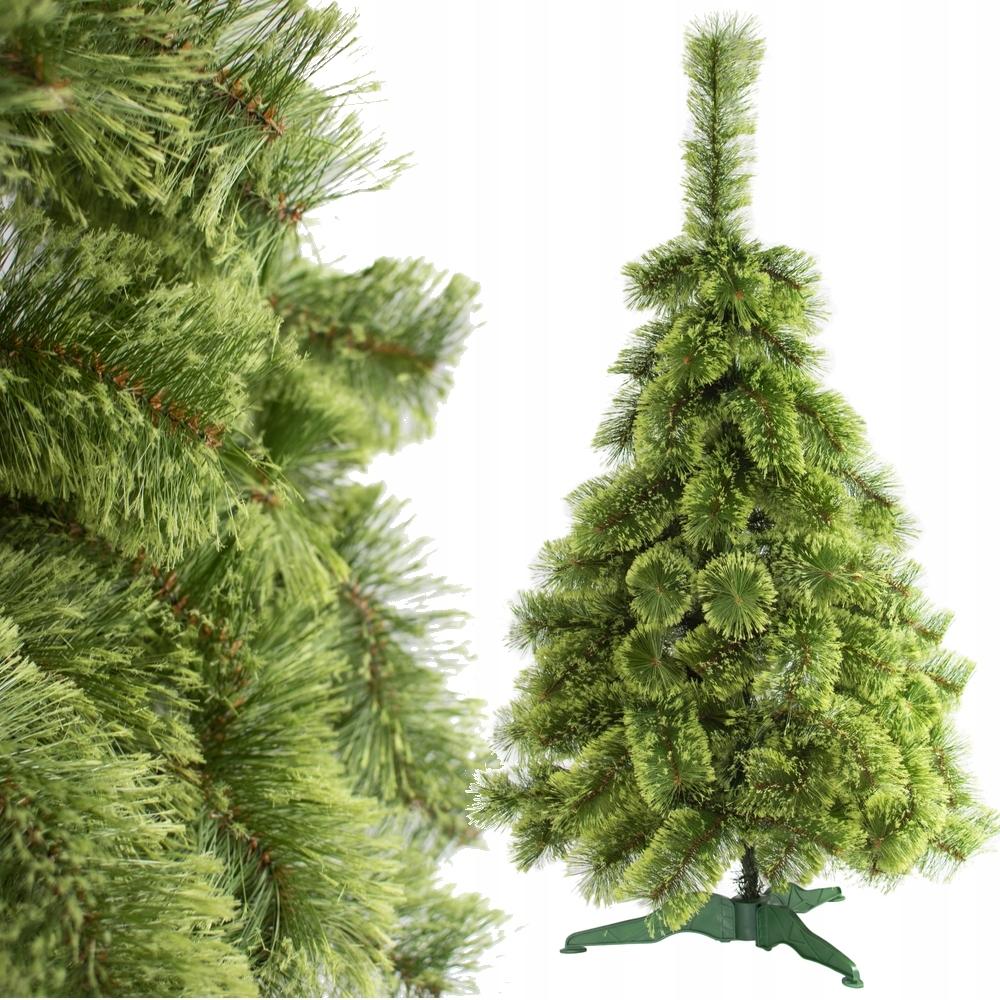 Umelý vianočný stromček BOROVICA 150 cm TRADIČNE + stojan