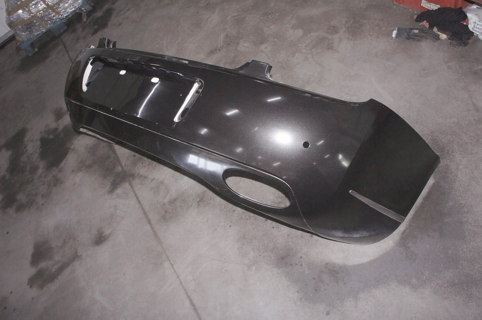 gs265 bentley continental gt i бампер сзади задняя панель