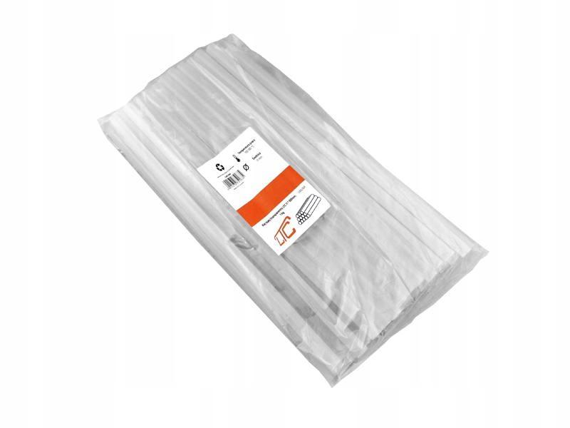 Белый прозрачный клей LTC 11 300мм, 1кг.