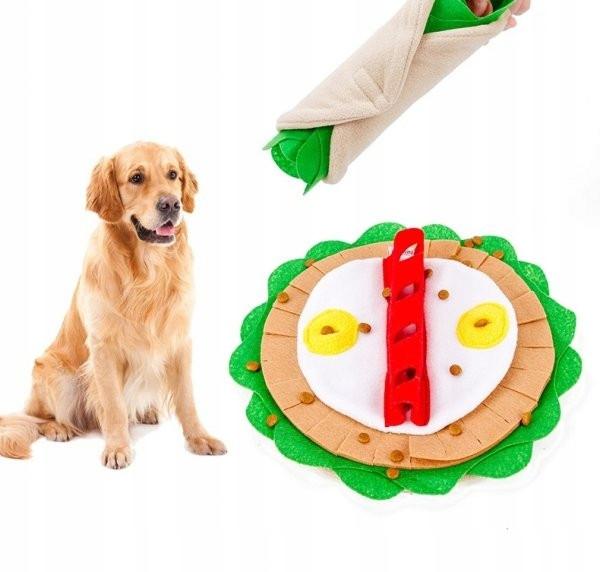 Ароматическая игрушка для собаки - Тако