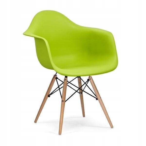 Stolička DAW šťavnaté zelené.13 - polypropylén core