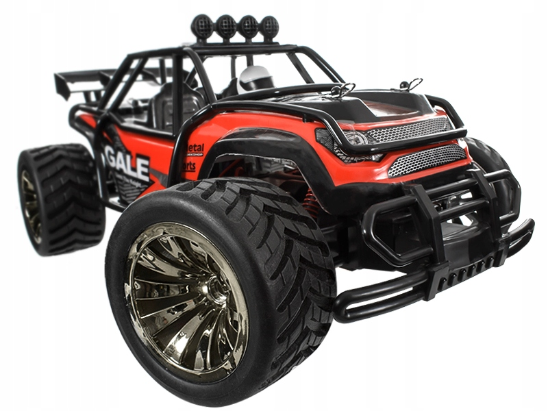 Item CAR, REMOTE CONTROLLED CAR MONSTER TRUCK RC