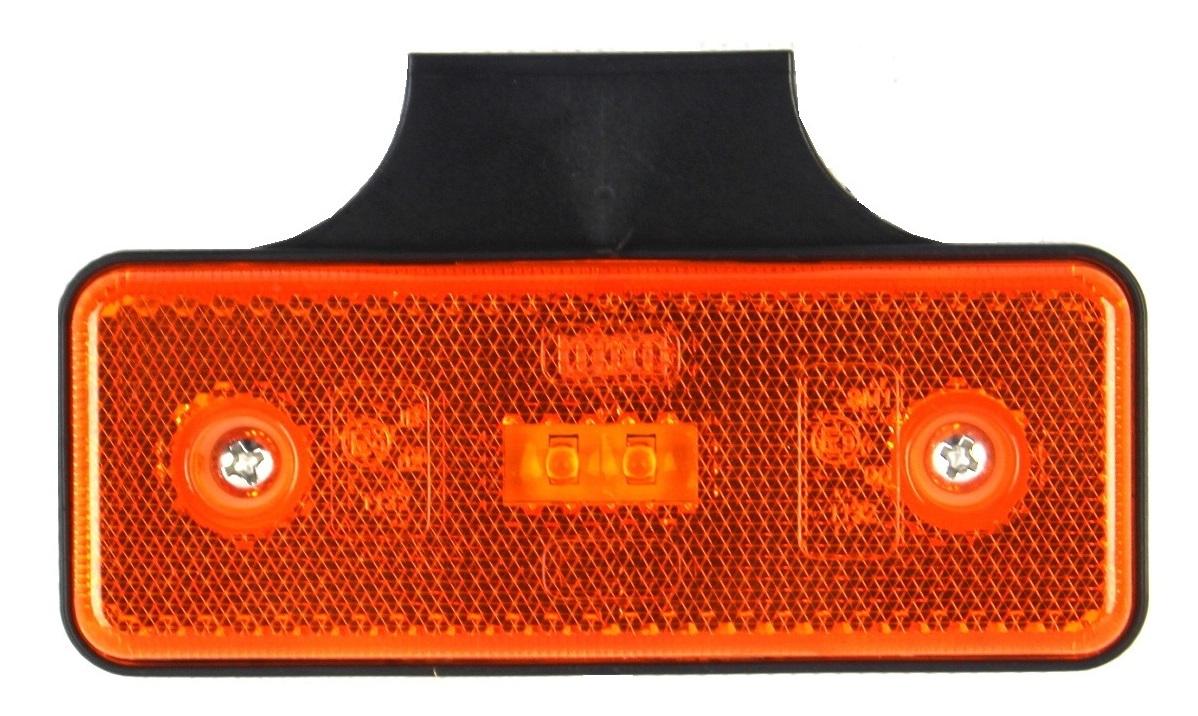 obrysÓwka диодов led лампа габаритный оранжевый