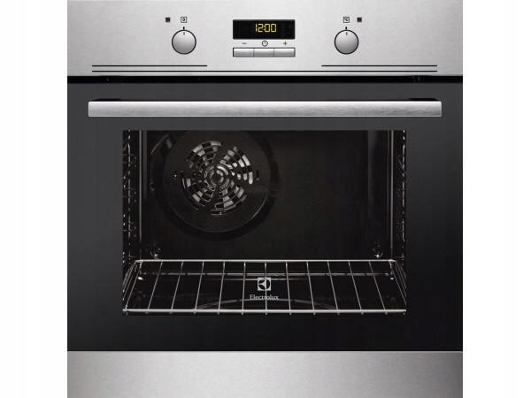 Духовка ELECTROLUX EZB3410AOX 57л silver grill