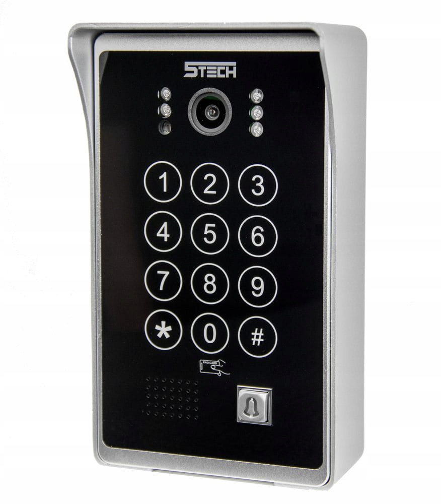 Wideodomofon Videodomofon WiFi 5TECH TELEFON DIN Marka 5tech