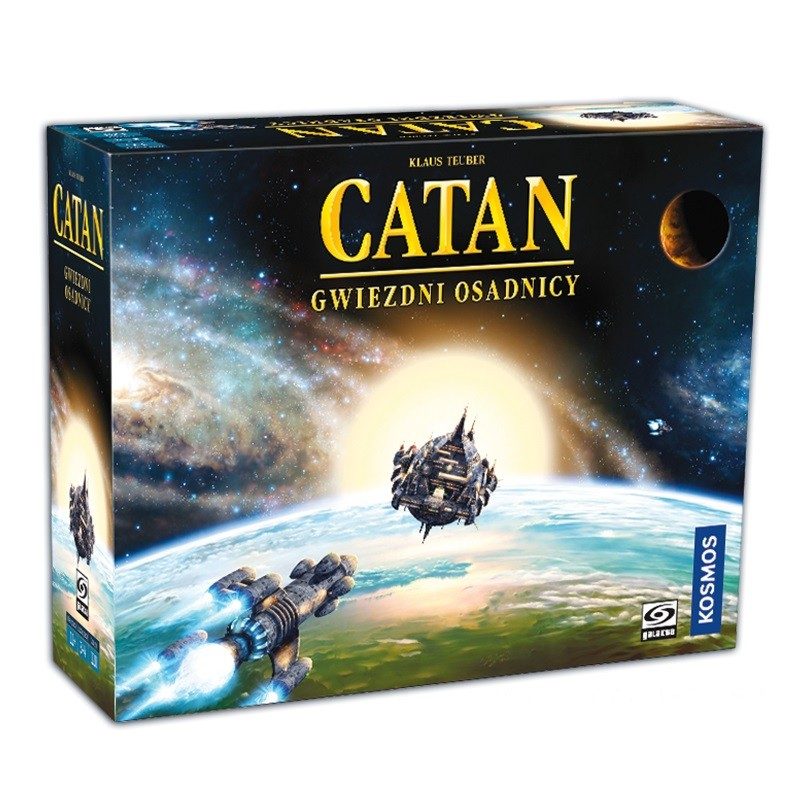 GALAKTA Game Catan Star Settlers