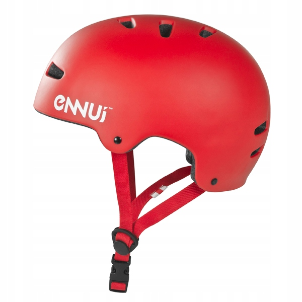Prilba Ennui - BCN Basic Red S / M 54-58CM
