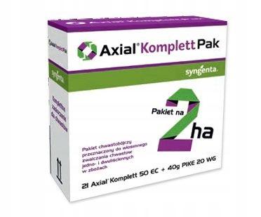 Осевой комплектт ПАК (Axial 2x1L + Winnetou 20WG 40G)