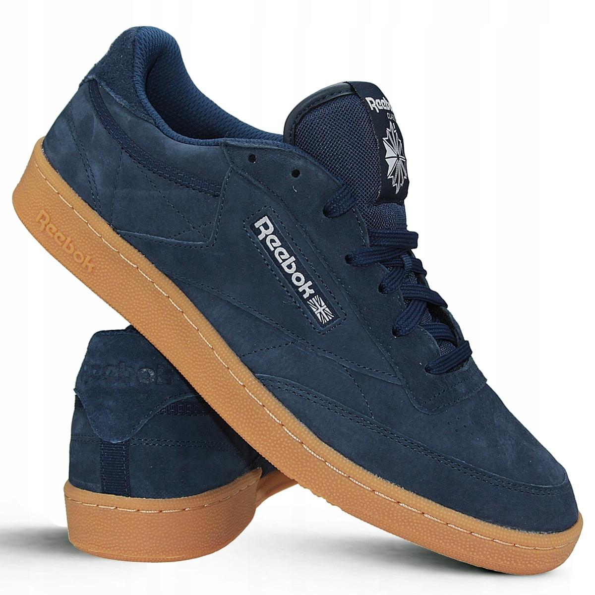 Reebok Shoes Club C 85 Резинка SU CN1360 Кожа
