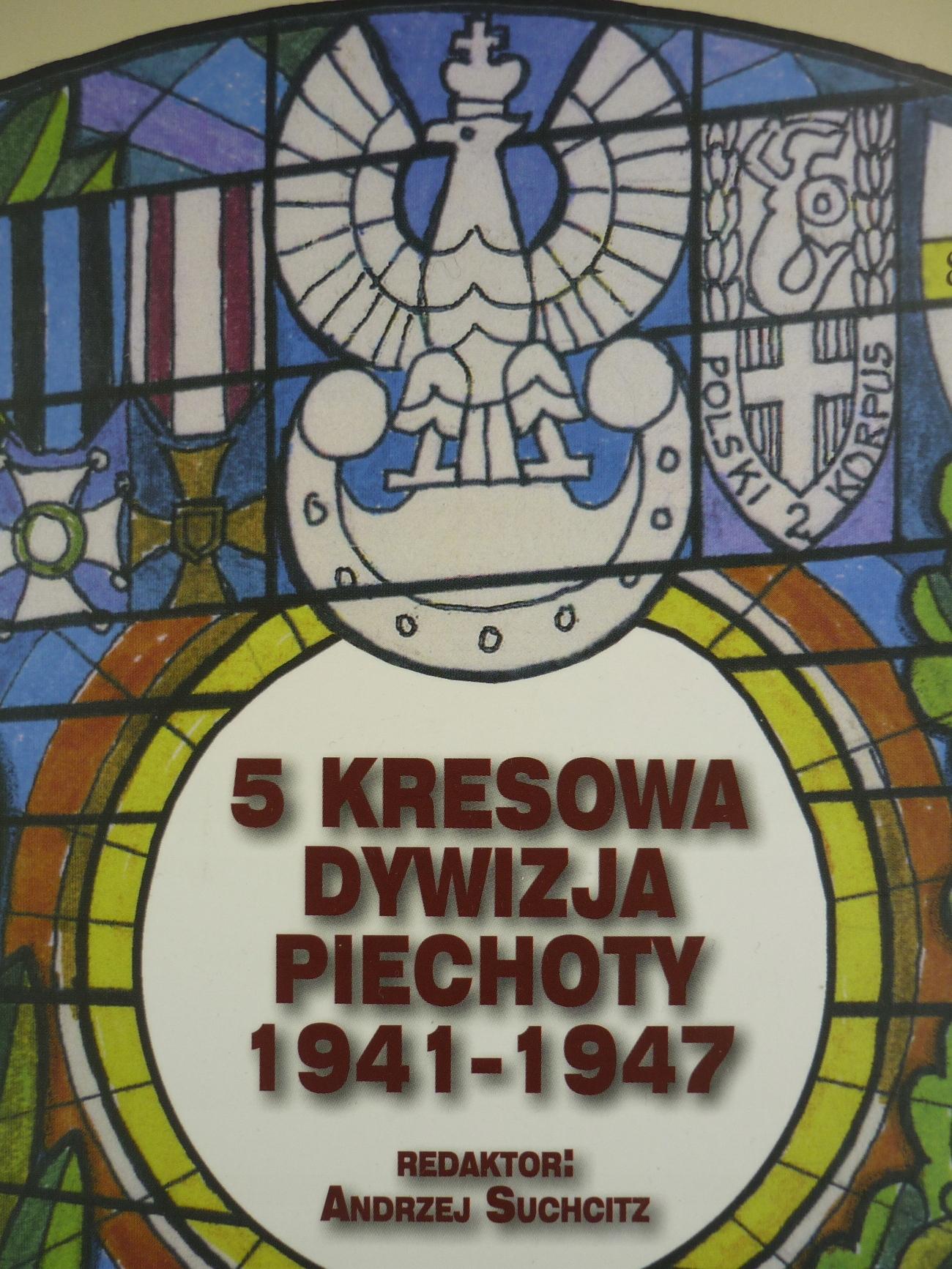 5-я пехотная дивизия Кресова - 1941-1947 - Лондон
