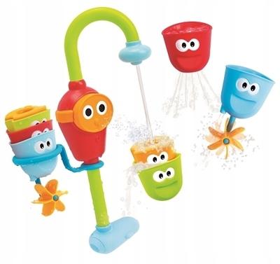 Faucet s veselými hračkami do vody Yookidoo