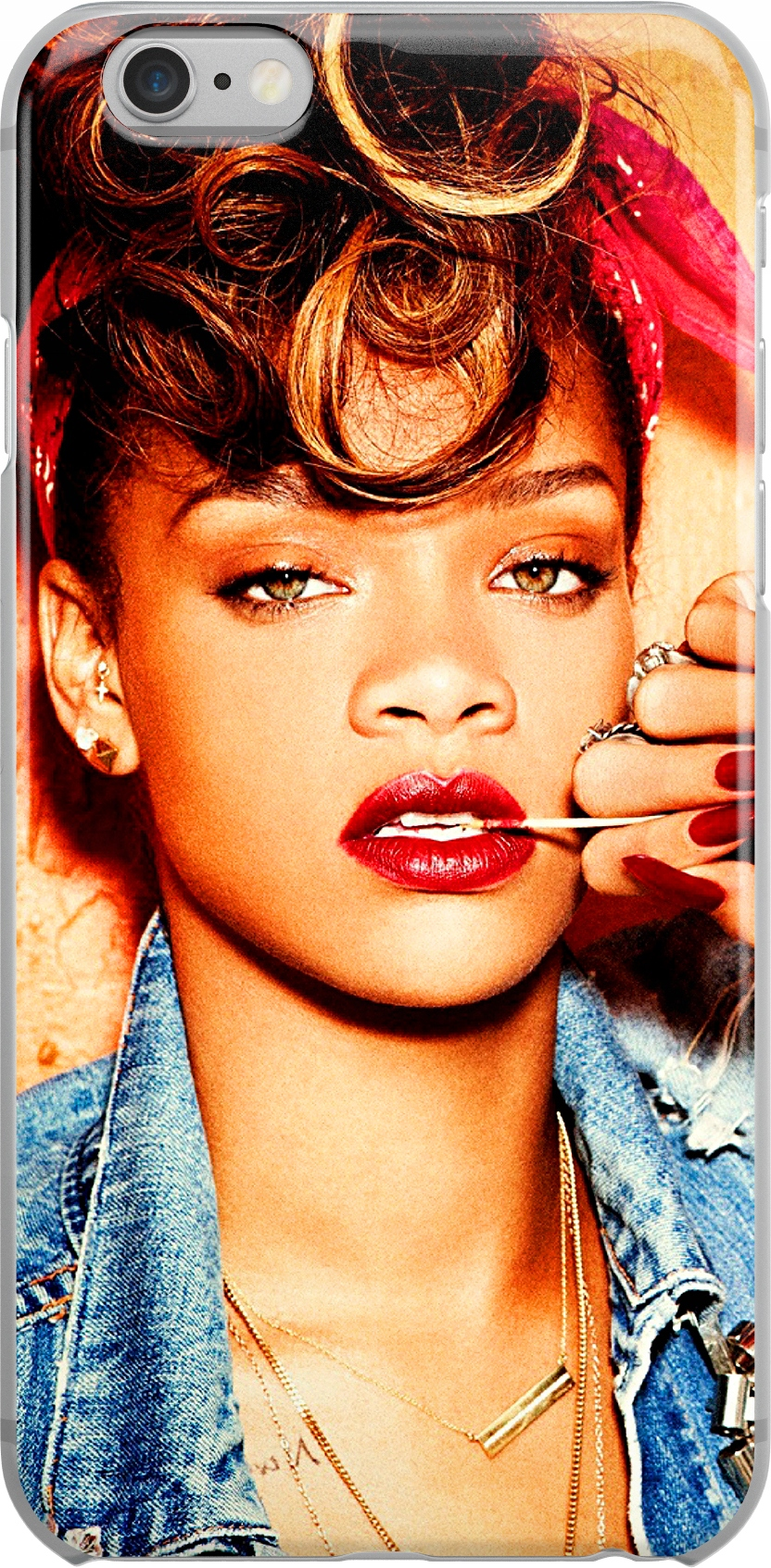 Etui Wzory Rihanna Lenovo A3600