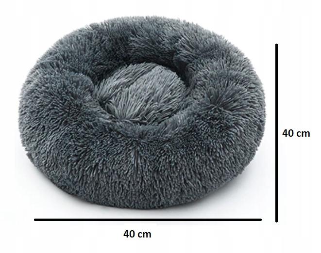 LEGOWISKO WŁOCHATE DLA PSA KOTA rozmiar XS 40 cm Rodzaj poduszka
