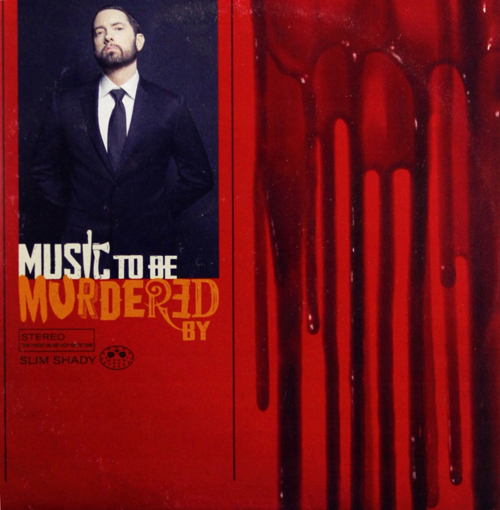 Item EMINEM: MUSIC TO BE MURDERED BY [CD]
