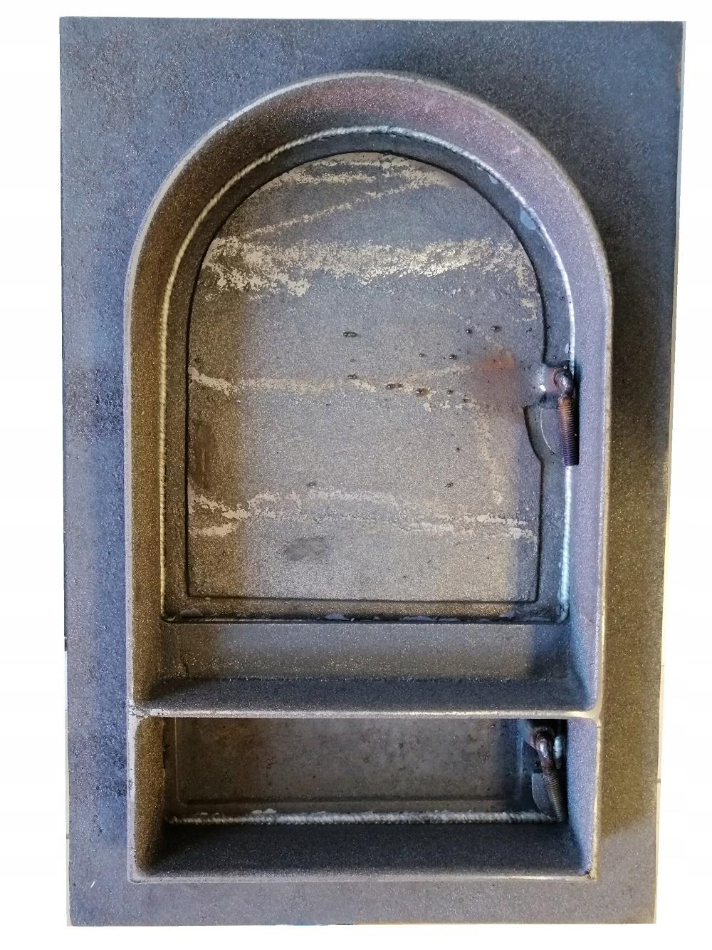 liatinové dvere pece 49x32,5 cm pec Hmotnosť produktu s jednotkovým balením 9 kg