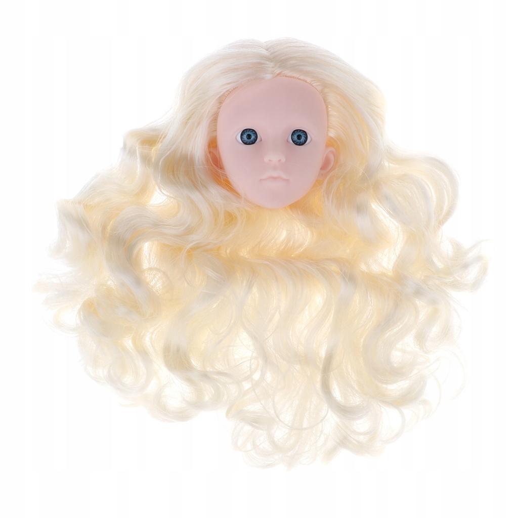 Купить Голова куклы вылеплена из волос, как описано. на Otpravka - цены и фото - доставка из Польши и стран Европы в Украину.