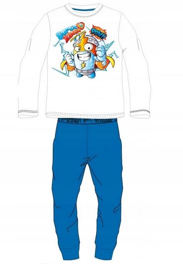 NOVINKA pyžamo SUPER ZINGS - licencia - 98