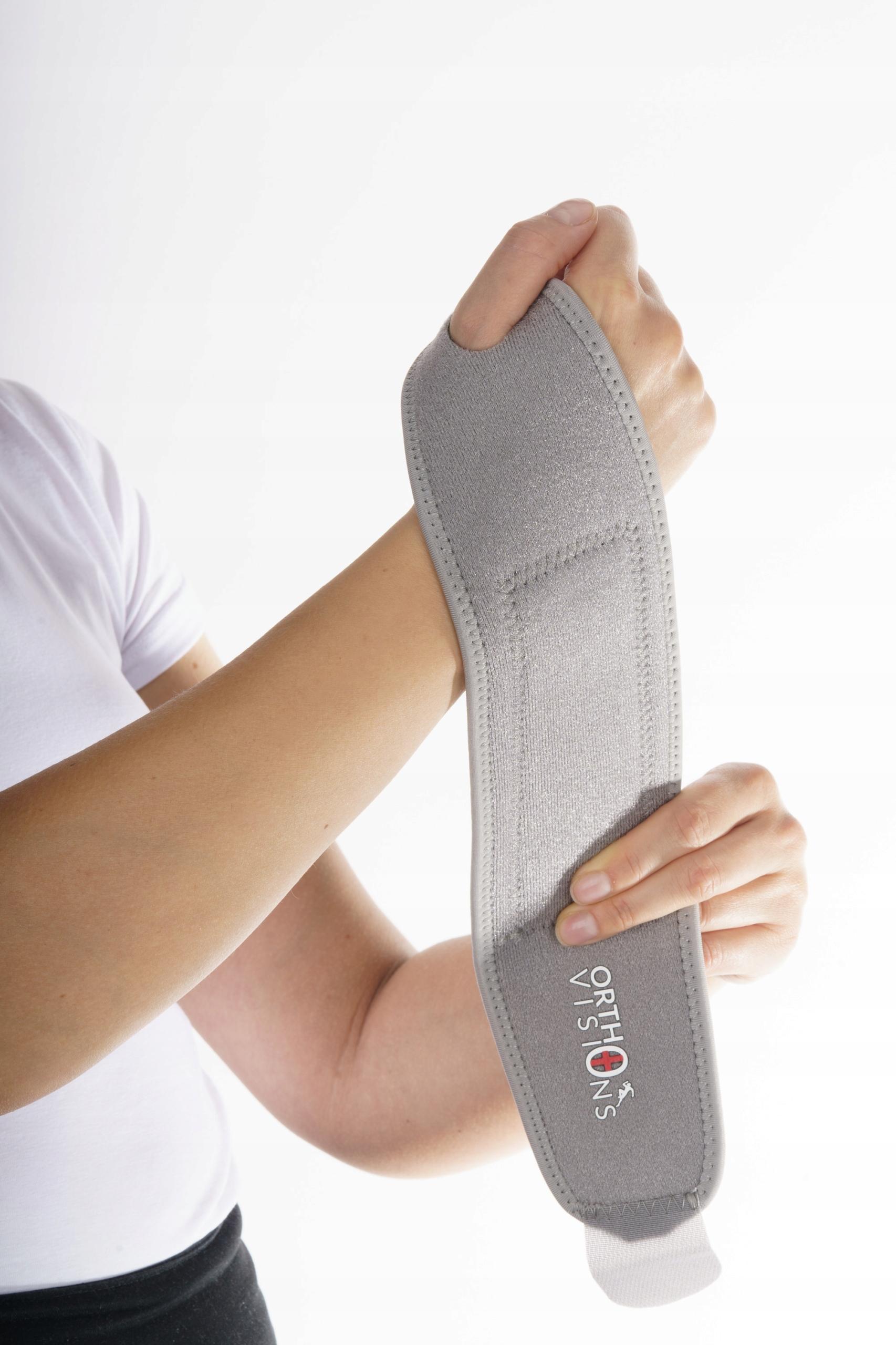 MAGETICKÁ KAPELA + TURMALÍN PRO ORTÓZU ZÁPĚSTÍ Určené použití zápěstí