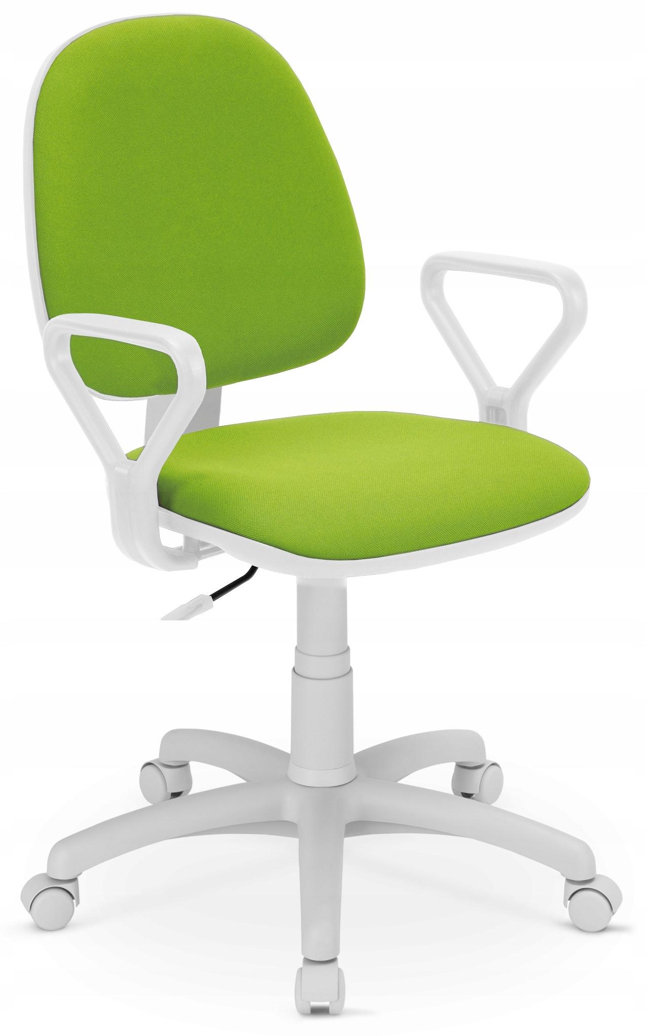 Kancelárska stolička otočná REGAL zelená Nový Štýl