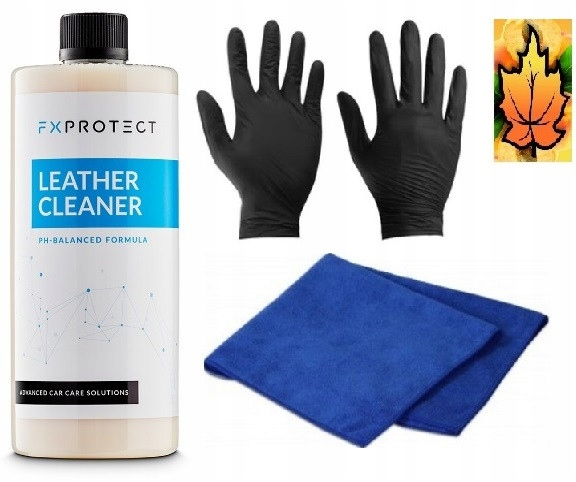 Picture of FX PROTECT LEATHER CLEANER  LEATHER - 500ML