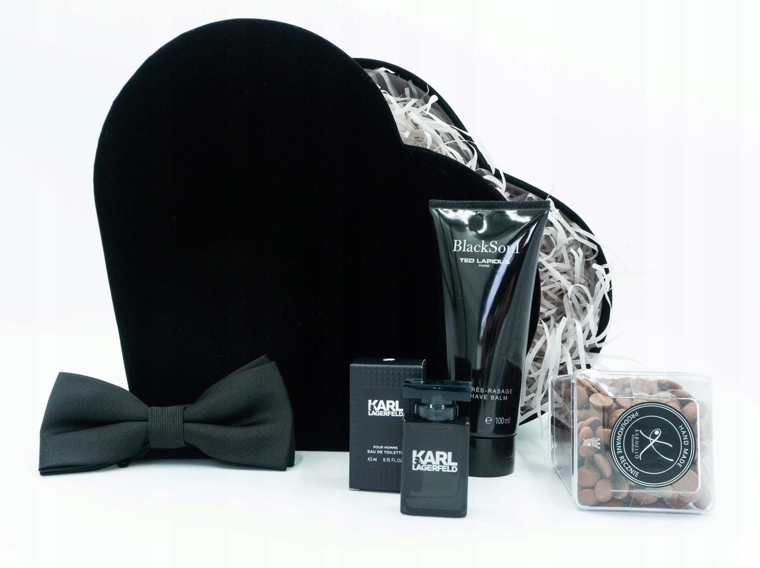 Prezent na walentynki dla chłopaka męski Gift Box Okazja upominek uniwersalny