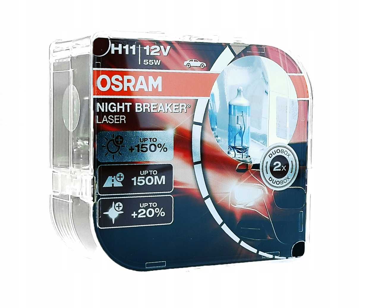 Osram Night Breaker Laser H11 150 Next Generation Siemianowice Allegro Pl