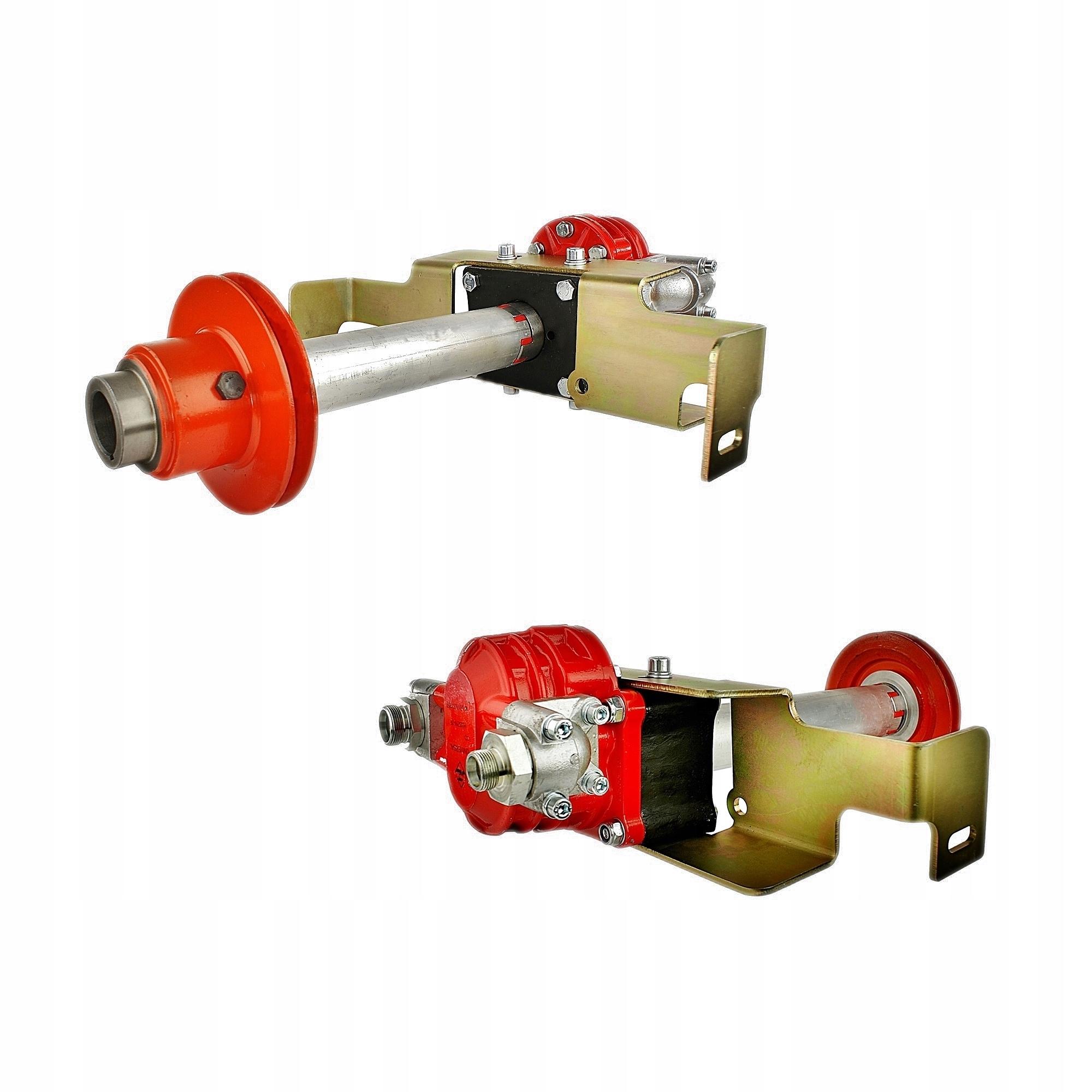 Гидравлический насос C-360-3P привод от вала 76 л / мин