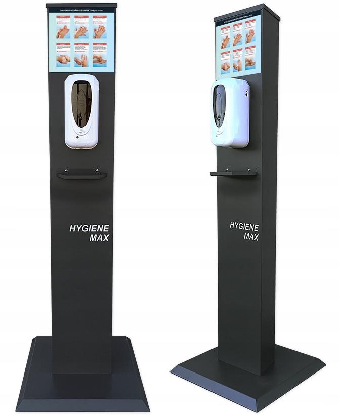 Dezinfekčná stanica PREMIUM - 1 liter automatická