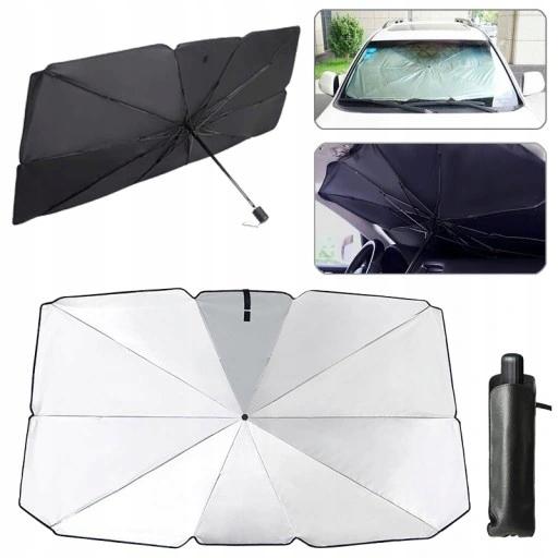 Ультрафиолетовый автомобильный зонт Sun Visor S