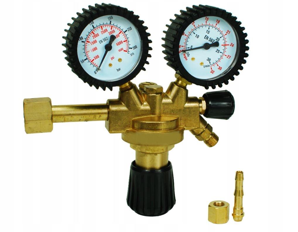REDUKTOR GAZOWY ARGON /CO2 SERIA 100 PROFI MIG/MAG