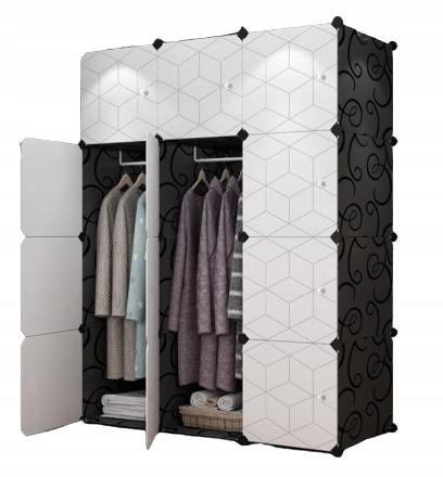Модульный шкаф шкаф книжный шкаф полки вместительный стиль