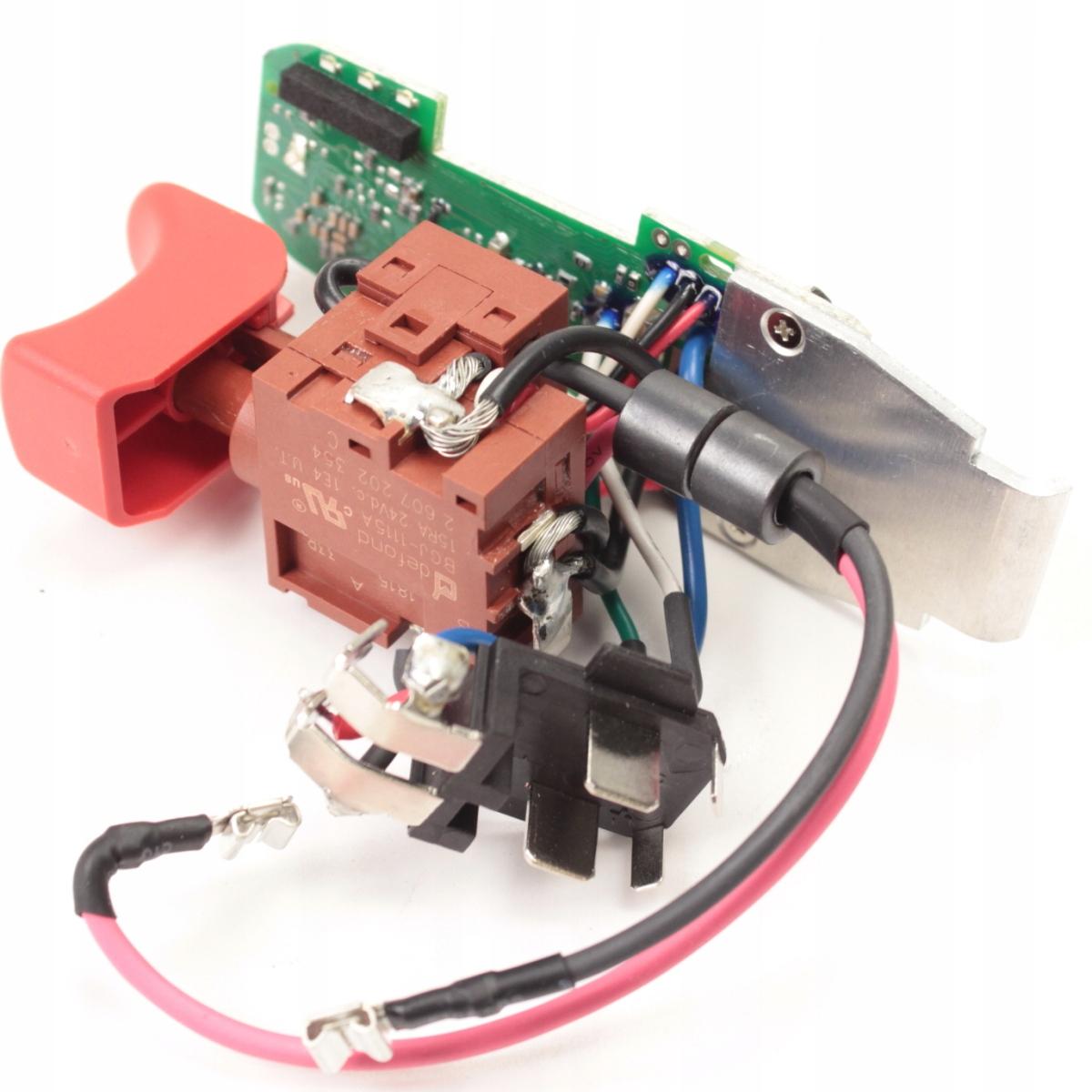 Elektronický modul BOSCH skrutkovač GSR10.8V-LI2 100