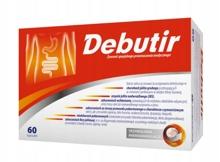 DEBUTIR - 60 kapsułek