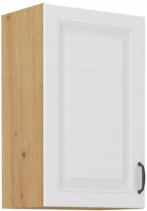 horná kuchynská skrinka 45 cm remeselník + biela RETRO