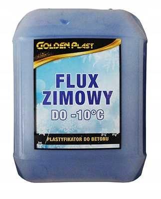 FLUX ZIMOWY -10st C PLASTYFIKATOR DO BETONU 5L