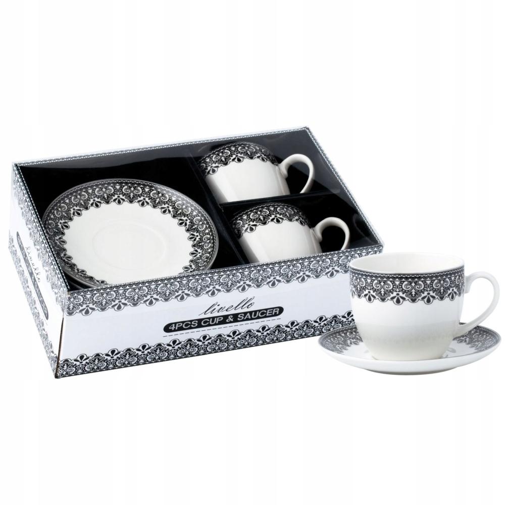Набор чашек кофе и чая, чашка 3990
