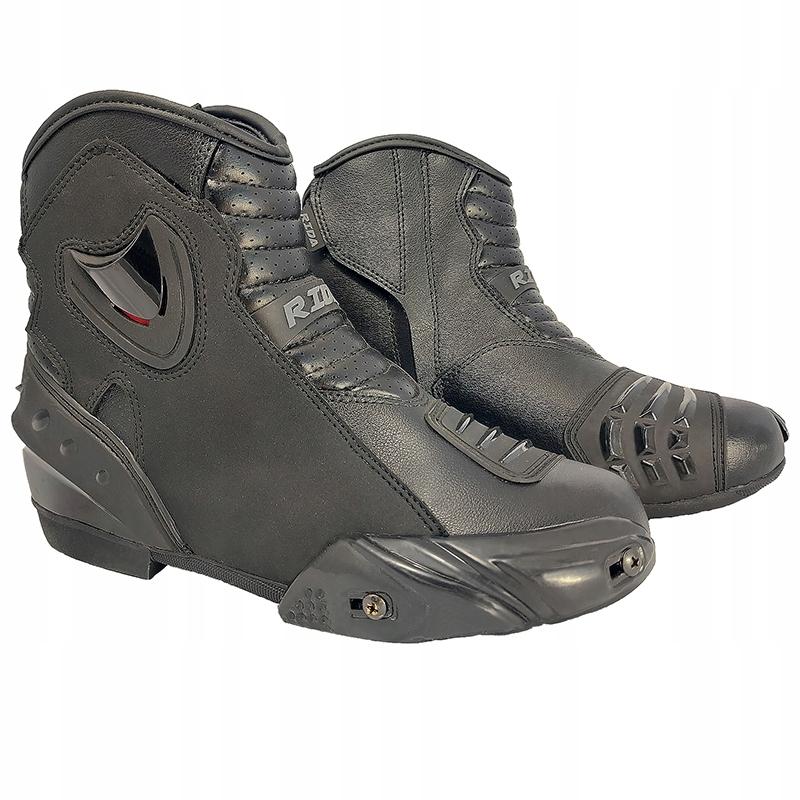 Ботинки мотоциклетные короткие miejskie спортивные motor, фото 0