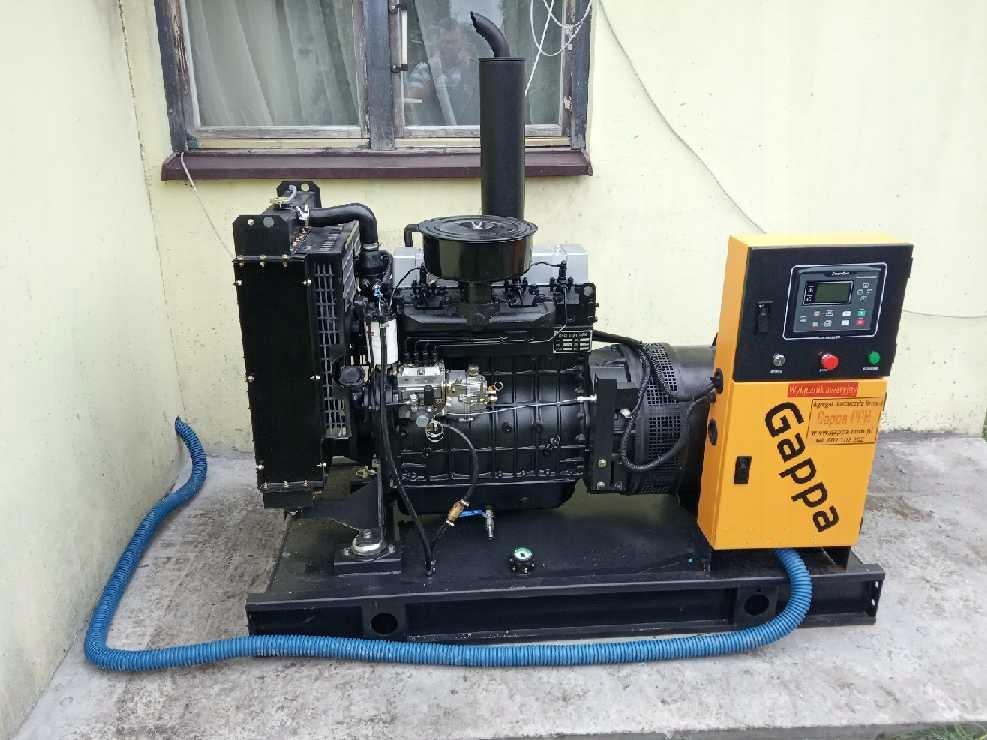 электрогенератор неразвитый открытый 40 кВт