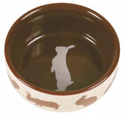 Керамическая миска TRIXIE для кролика Graubunden 60733