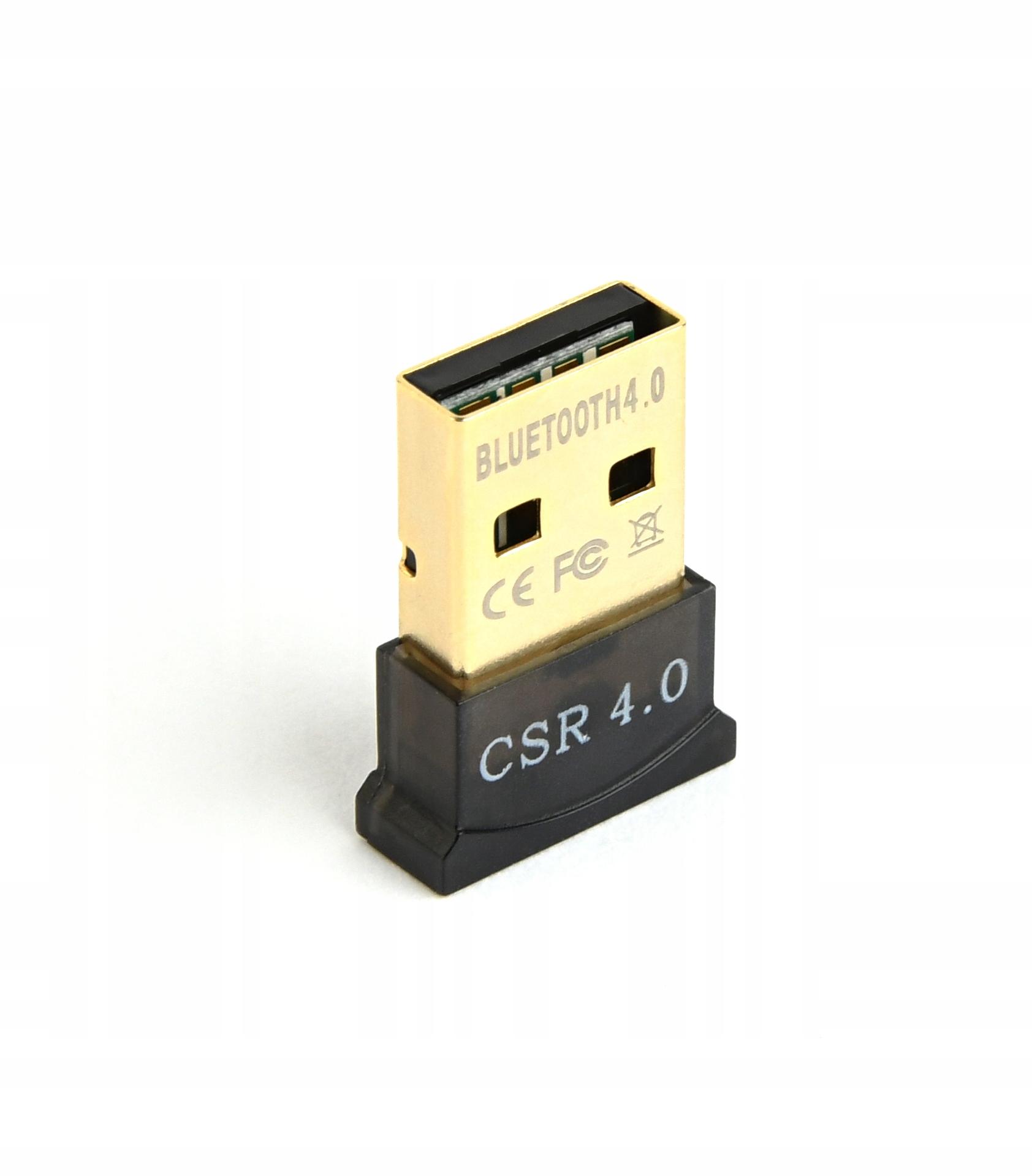 Купить Адаптер Gembird nano USB Bluetooth v 4.0 plug на Otpravka - цены и фото - доставка из Польши и стран Европы в Украину.