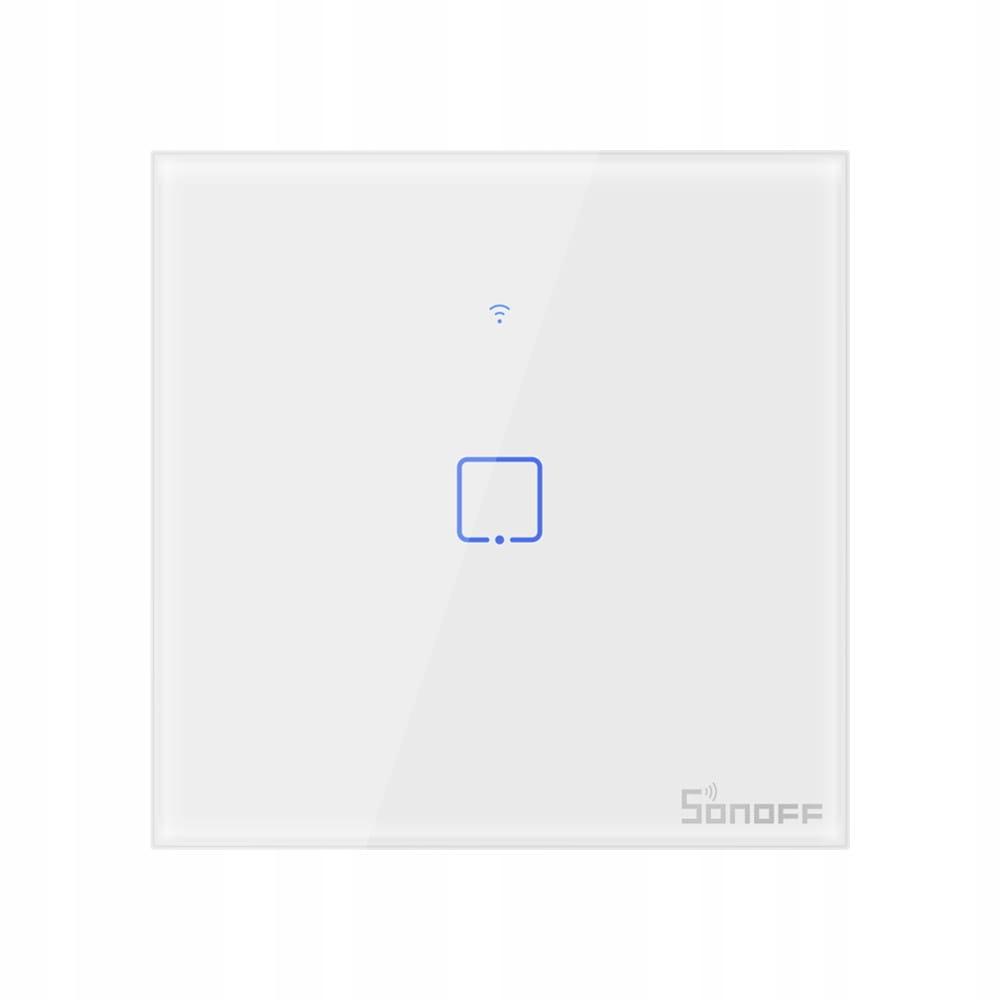 Sonoff dotykowy włącznik wifi + RF T1EU1C-TX