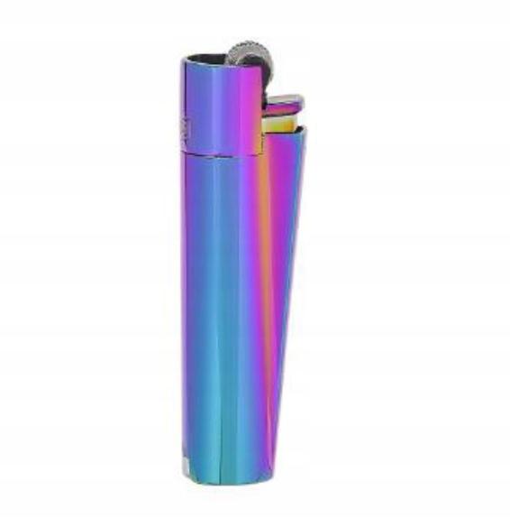 Zapalniczka Clipper Metal Icy Colors 2