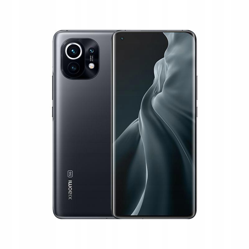 Smartfon Xiaomi Mi 11 5G 8/128GB Midnight Grey
