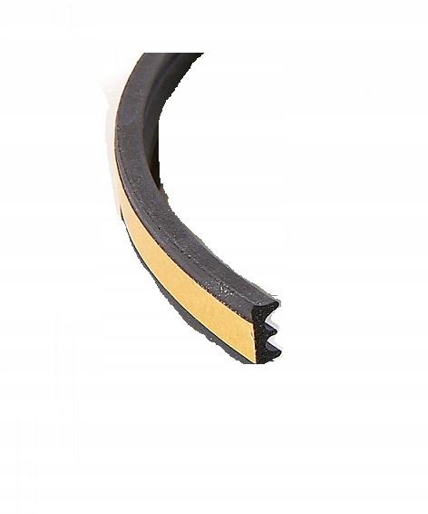 USZCZELKA SAMOPRZYLEPNA CZARNA E 9X4mm 150 mb Kod producenta SD-40x/4-0 Czarna