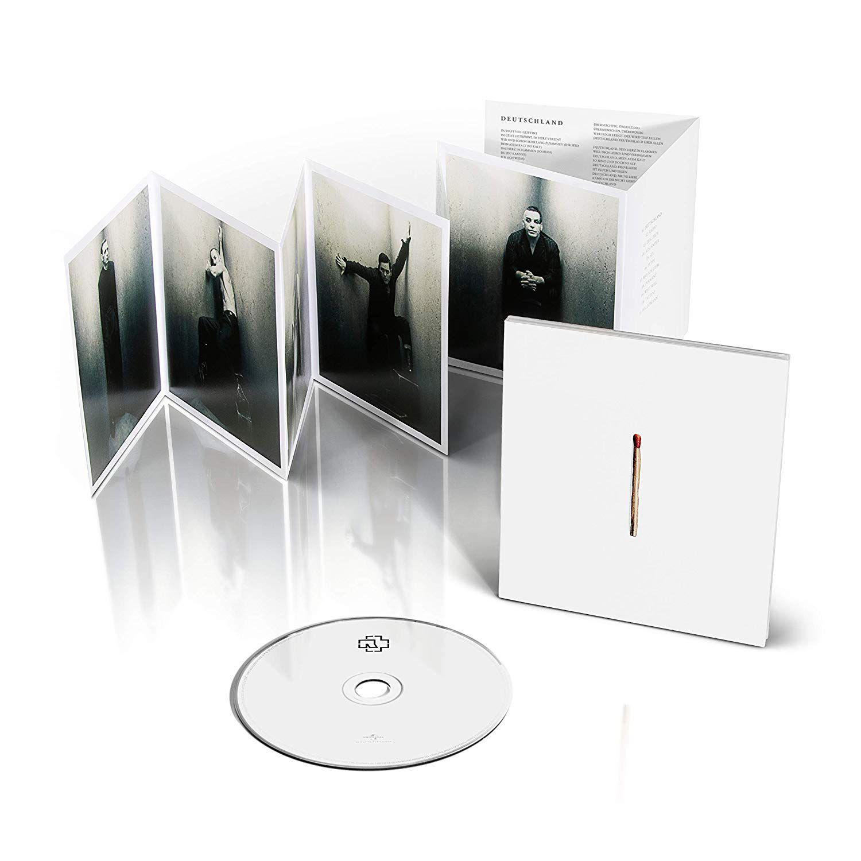 RAMMSTEIN RAMMSTEIN CD